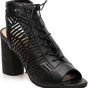 Sam Edelman Rocco Sandal lace up heels shoes 8.5